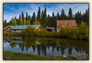 St. Bernard Lodge - Northern California Romantic Places